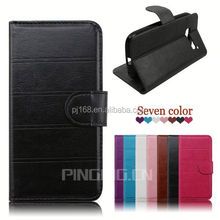 for LG Optimus G Pro 2 F350 case, book style leather flip case for LG Optimus G Pro 2 F350