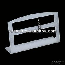 POP acrylic rings display box/acrylic display stand/acrylic