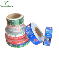 Waterproof transparent soft material printed sheet clear plastic pvc film roll