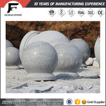 Landscaping Granite Black Stone Ball Polished Stone Sphere