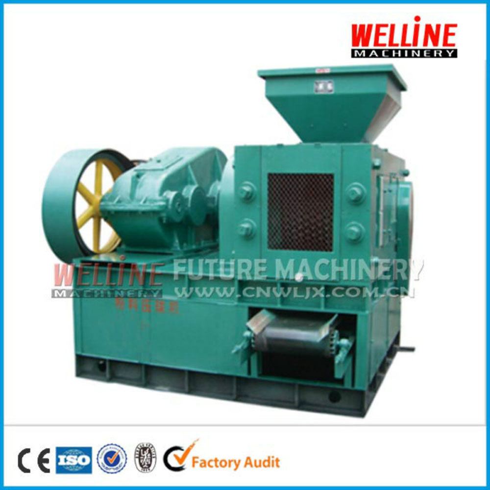 ball pillow egg coal briquette making machine , charcoal briquette making machine with factory price