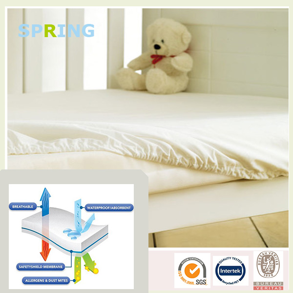 5 side protection Cheap Mattress Protector cot bed size