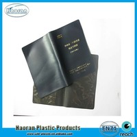 New design clear document file holder made in china