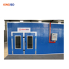 Furniture Paint-baking Booth LK-60 for woodworking machine