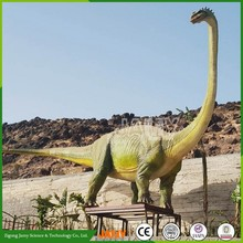 JM-KL765 Most Attractive lifesize Animatronic Dinosaur Model for Jurassic Theme Park