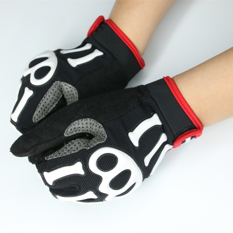 Men Winter Hand Texting Mittens Fleece Warm Cold Weather Outdoor Sport Cycling Gloves