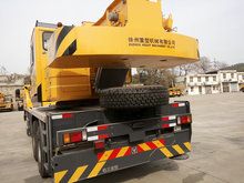 Used XCMG 25ton crane kato crane 100 ton for sale in shanghai