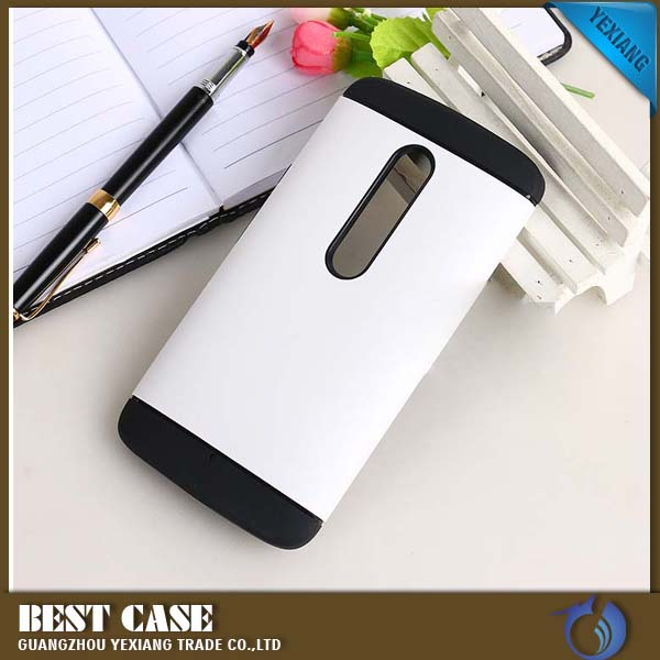 Mobile Accessories TPU + PC Armor Case For Motorola Moto g xt1032 Case Cover