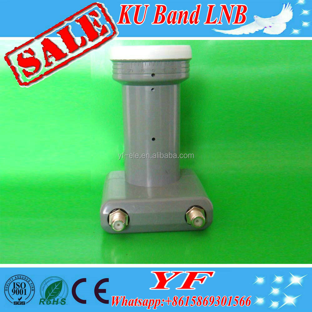 KU-band digital universal Premium HD twin LNB