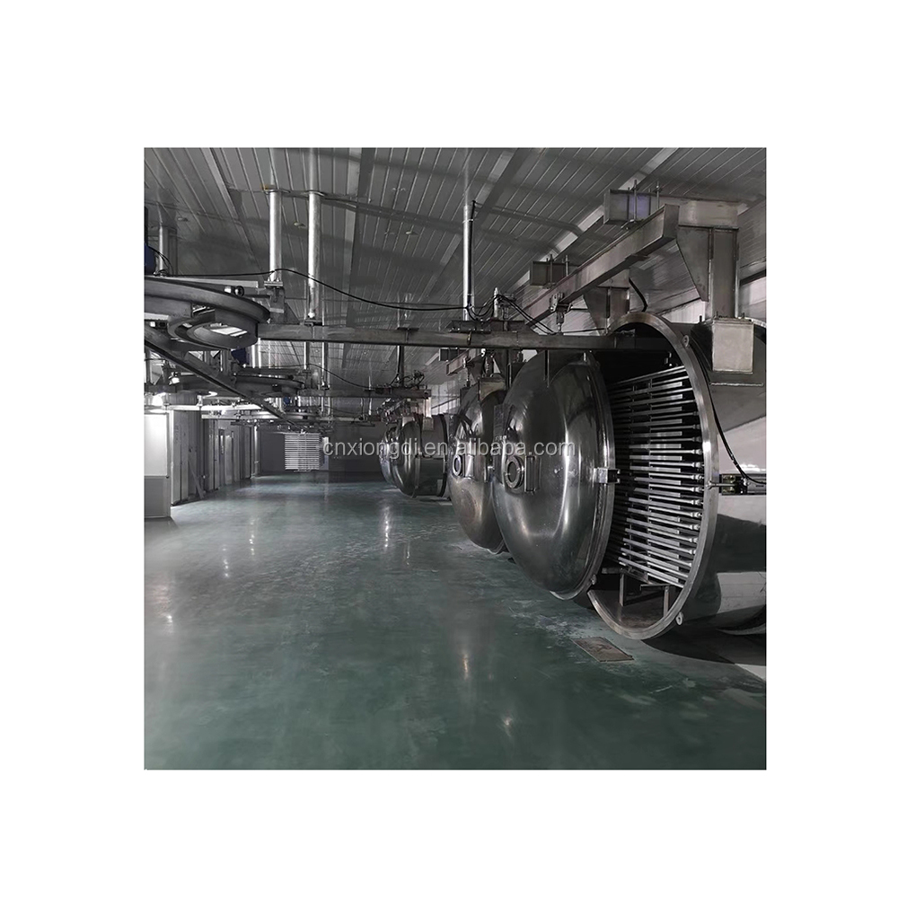 Lyophilization process equipment supplier and manufacturer non used and freeze dryer used