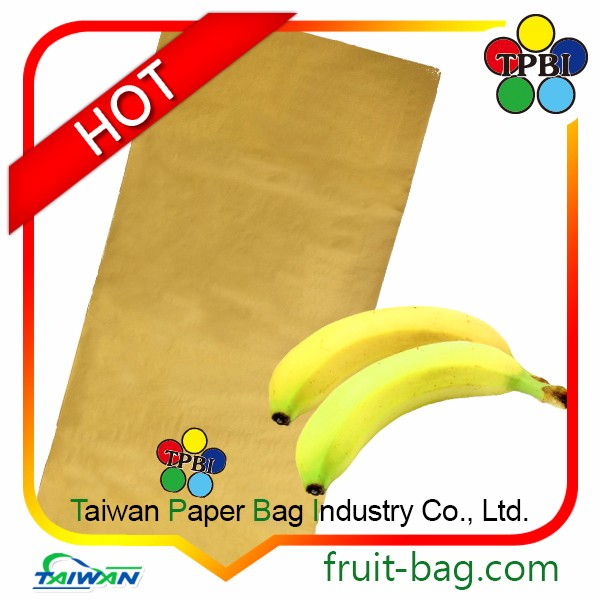 fruit paper growing protective cover bag for banana manufacturer