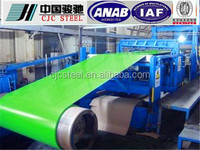 bright color zinc coated steel sheet coil used in metal roofing