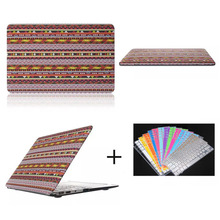 high quality Tribal style case for Macbook Air accessory , for macbook aire shell case PC