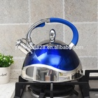 Best stainless steel durable tea kettle whistling kettle 3L induction cooker