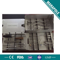 lower locking plate tools ,instrument box,surgery plates
