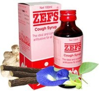 Zandu Zefs Cough Syrup - 100ml