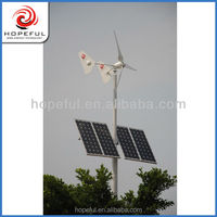 home use windmill generator, household wind turbine1kw with lattice tower