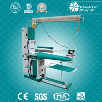 clothes vacuum steam ironing table industrial