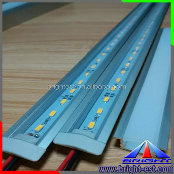 5730 Pure White And Bright Strip Bar 72LEDS/M LED Rigid Bar Strips 5630,