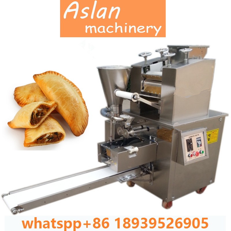 commercial dumpling samosa empanada making machine