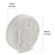 ODM OEM Ibeacon Waterproof IP67 uuid Ibeacon eddystone Ble location Beacon with 5 years battery life