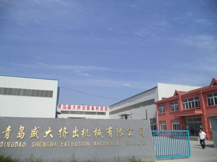 plastic PE single-wall corrugated pipe extrusion machinery