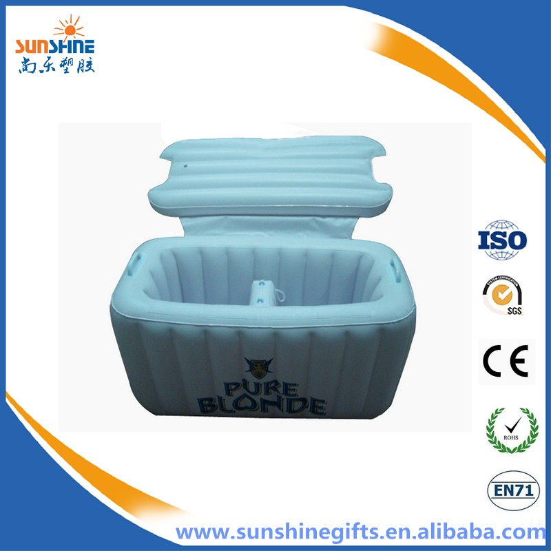 wholesale inflatable cooler inflatable ice buckets Floating Drink Cooler