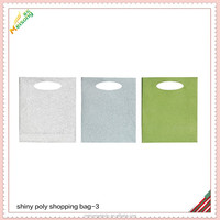gift shopping promotion glitter paper bag
