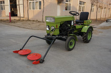 high quality cheap 4x4 mini tractor for grass cutting
