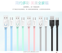 USAMS New design original material hot sell Micro USB cable