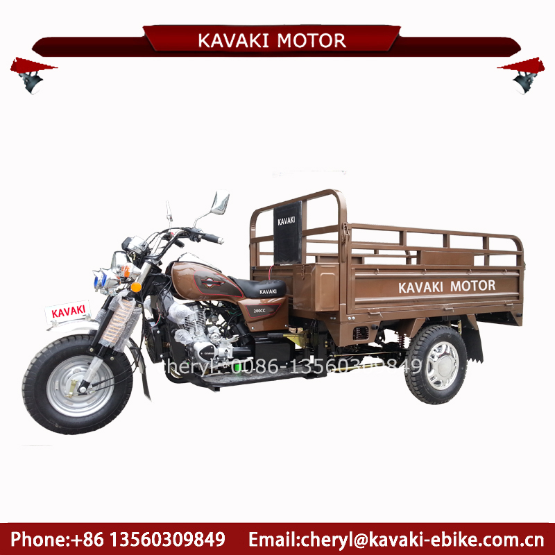 150cc promotion tricycle three wheel vehicle normal size rubber tire cargo motorcycle