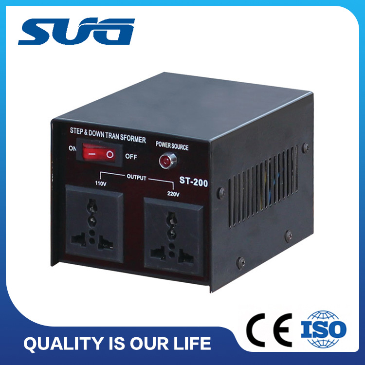 SUG high quality 12v to 220v high frequency neon transformer
