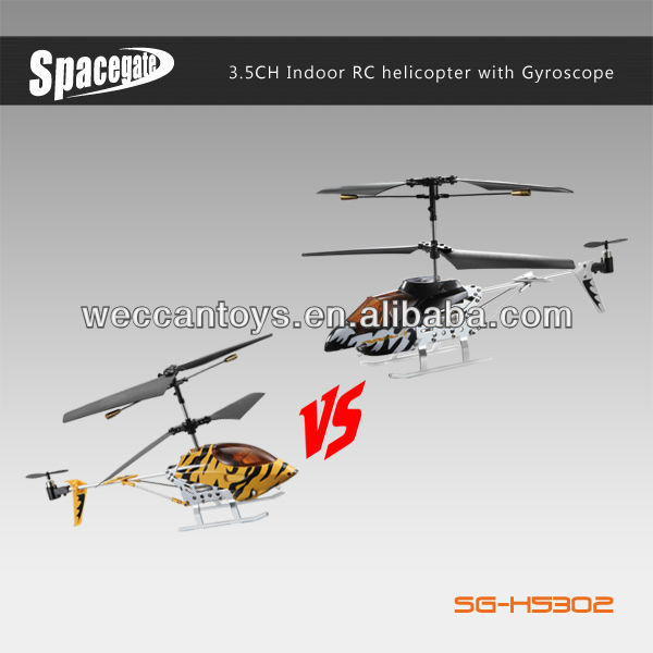 New and hot Combat helicopter 3CH mini rc helicopter fighting