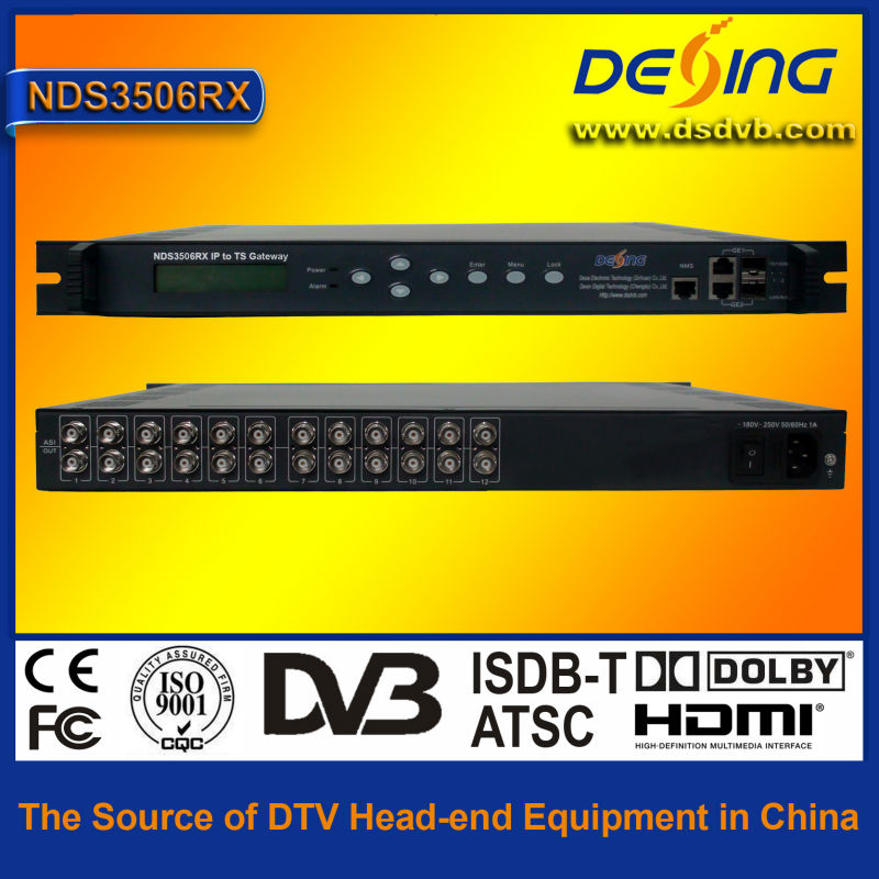 digital tv Ip gateway