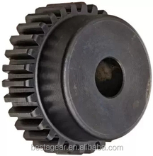 Besta Spur Gear 14.5 Pressure Angle High Carbon Steel 16 Pitch