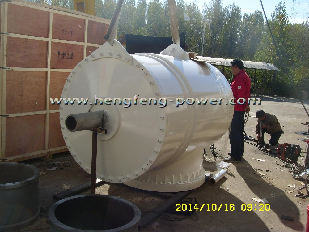 High power hot sale free energy generator 500kw