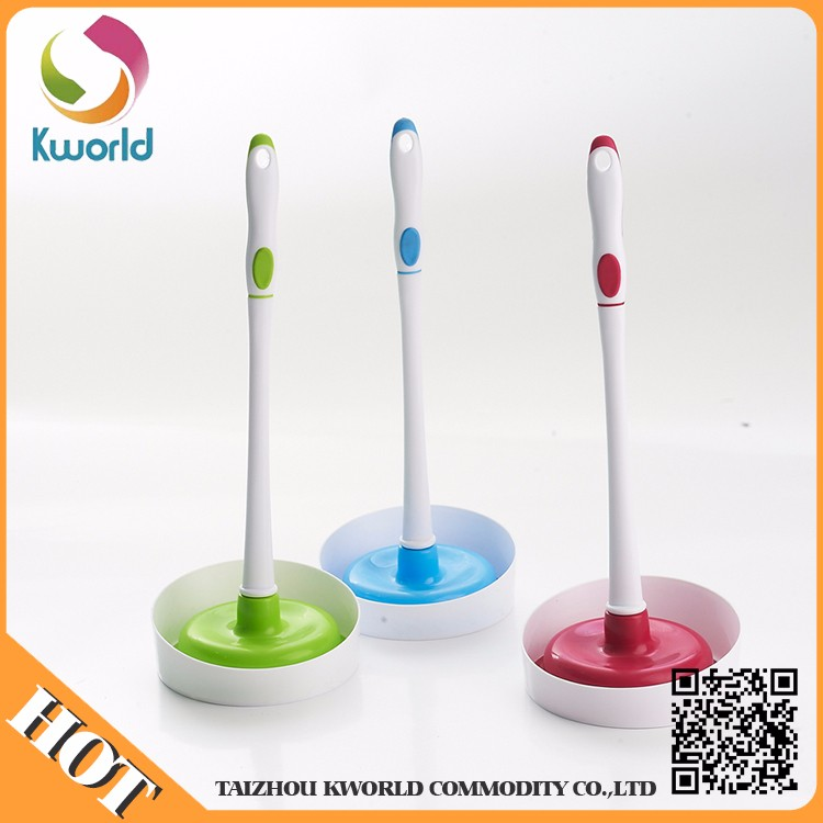 hot sale customize brands super suction plastic toilet plunger with holder buy super suction. Black Bedroom Furniture Sets. Home Design Ideas