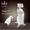 CE Certificated slimming beauty machine Used ultrasound equipment liposunix machine with teaching video