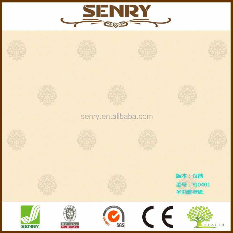 chinese fluorescent wall paper removeable wall paper