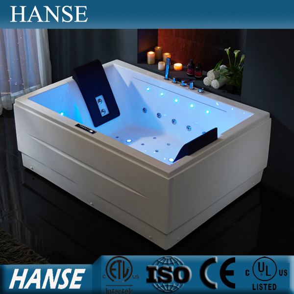 HS-B1832T white ce bathtub/ massage bath tube