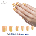 Fengshangmei high quality acrylic nail tips wholesale new design abs plastic nail tips shine artifical mirror effect nails tips