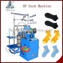 QJF-WJ-95 Three-dimensional computerized Sock Knitting Machine