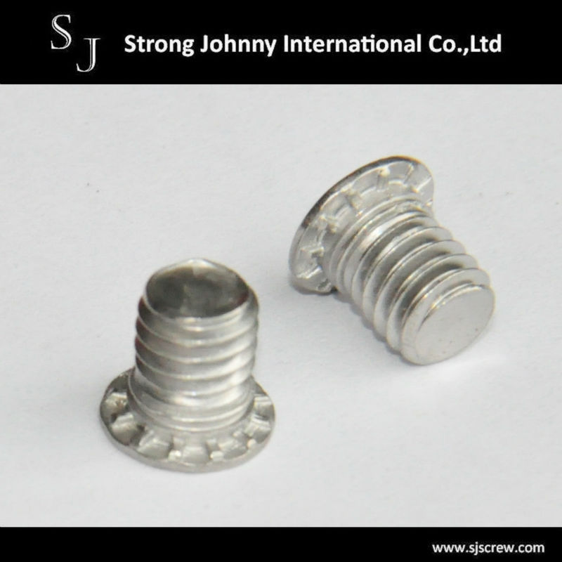 aluminum solar panel mount screw hardware screw steel stud