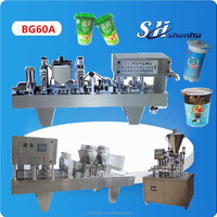 Best Quality Puddings Cup Filling Sealing