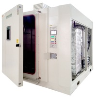 Humidity Altitude Light Fresh Air Weathering Resistance Combined Test Chamber Automatic Test Machine