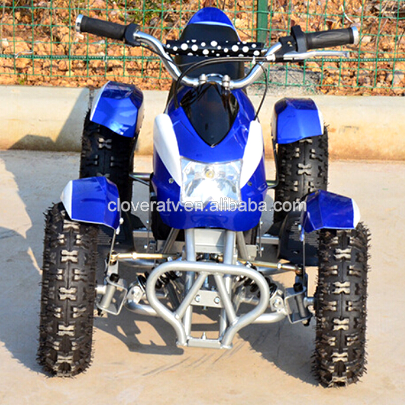 Chinese Cheap Mini Quad Bikes Electric Motor Bike 800W ATV for Kids