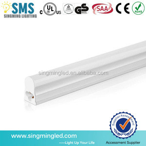 Linear Integrated T5 LED Fixture CE RoHS Tube5 Light LED zoo Tube with 3 years warranty
