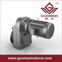 New brand 2017 Speed reducer gearbox GF Details with certificate