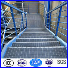 high quality galvanized industrial steel stair treads