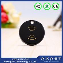 Mini bluetooth beacon tag for indoor advertising , ble 4.0 beacon module , bluetooth low enetgy smallest ibeacon